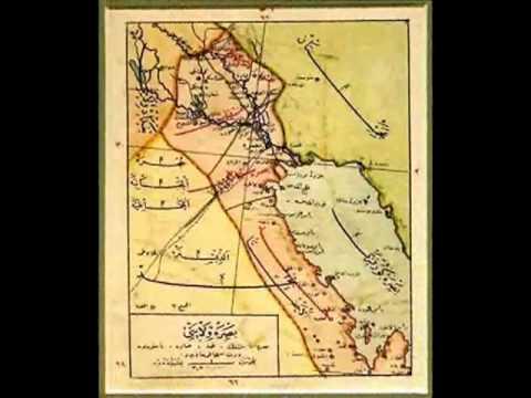 صورة خارطة العراق مفصلة , محافظات و معالم العراق