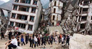 بحث حول الزلزال , هل تعلم من اين ياتي الينا الزلزال