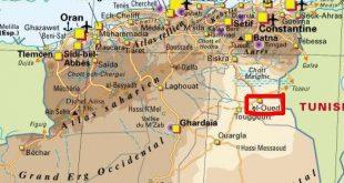 صورة خريطة الطرق الجزائرية , تريد معرفه الطرق البريه بسهوله