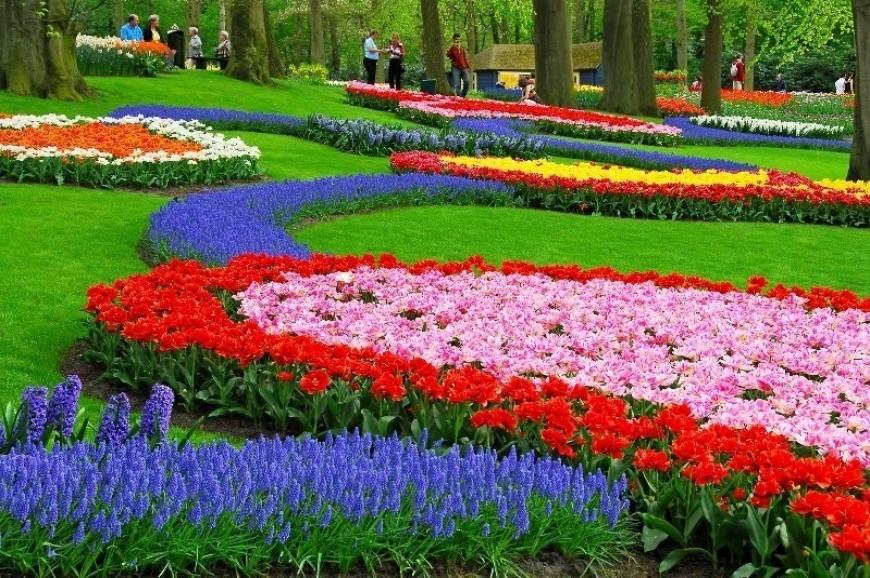 صورة حديقة الزهور اندونيسيا , افضل اماكن السياحه في بوشناك