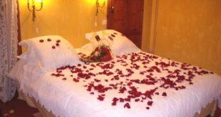صور تزيين غرفه النوم , ما اجمل لقاء الزوج بعد سفر