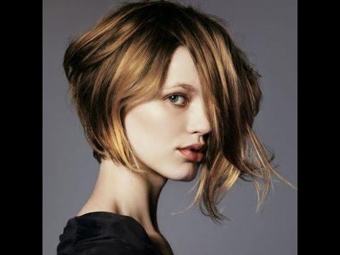 صورة اجدد قصات الشعر , مليتي من شعرك ونفسك تجددي من مظهرك