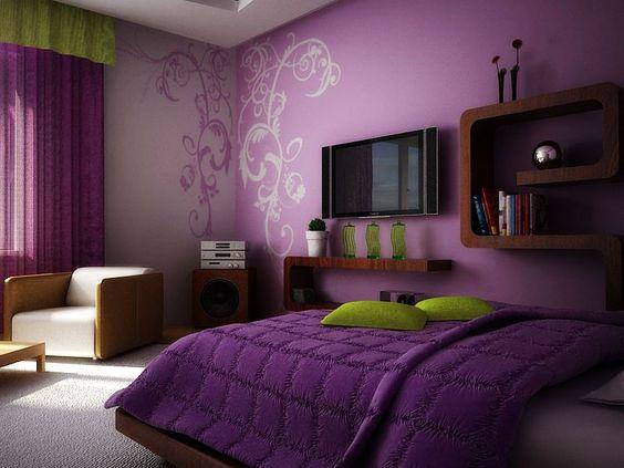 صورة صور غرف نوم موف , احدث الوان غرف النوم 3101 8