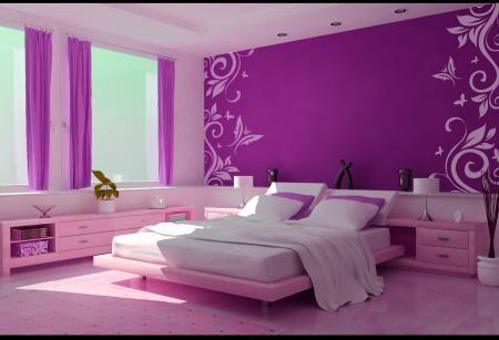 صورة صور غرف نوم موف , احدث الوان غرف النوم 3101