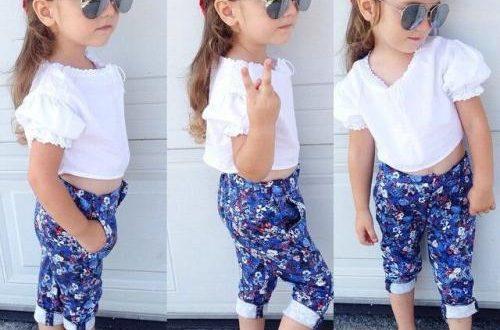 صورة اجمل لباس اطفال , لبس اطفاااال علي الموضه