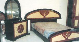 صور غرف نوم خشبية مغربية , احلى غرف خشبية عصريه مغربيه