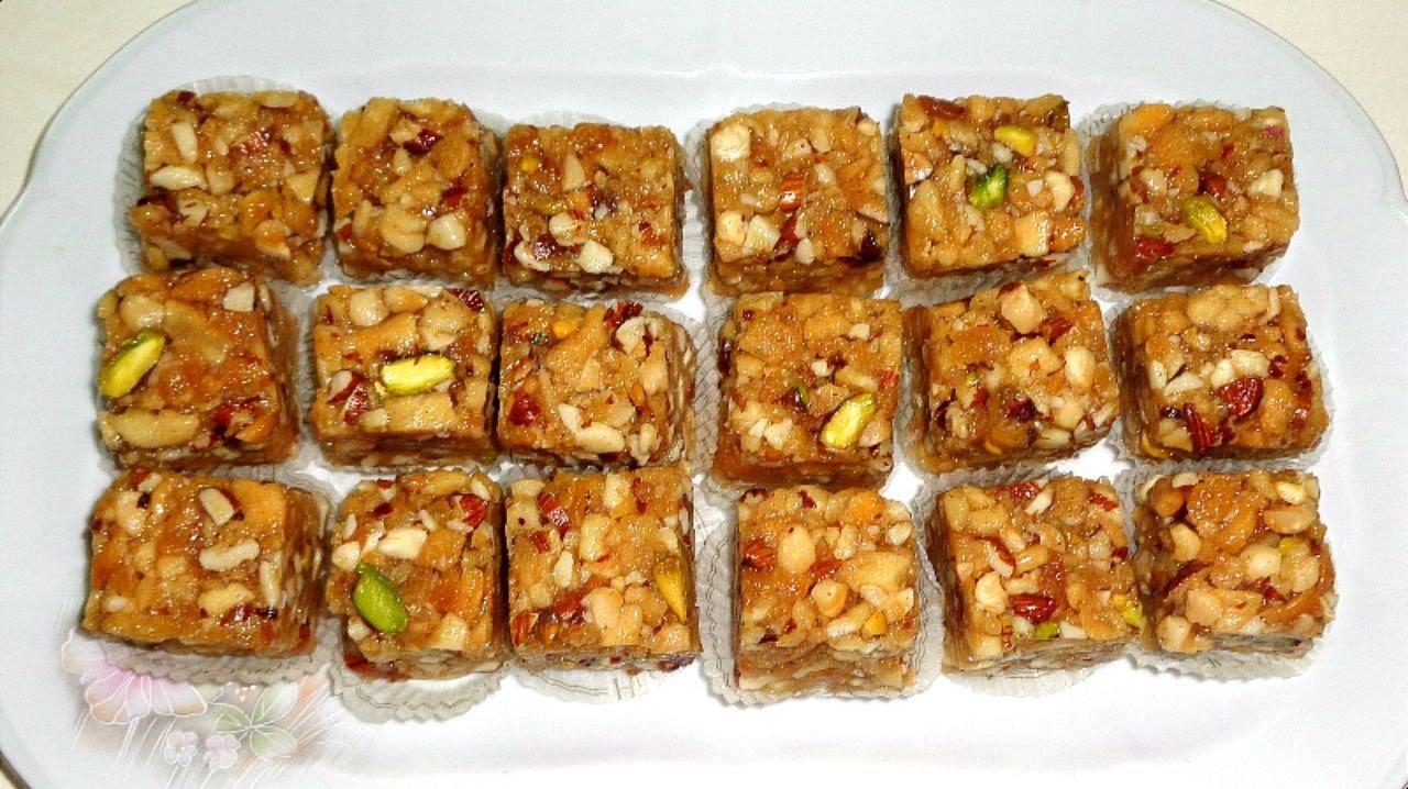 صورة انواع الحلويات التونسية , من البلاد التي تتميز باشهي الحلويات