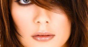 صورة التسريحات المناسبة للوجه الدائري , لكل وجه تسريحات تبرز جماله وملامحه
