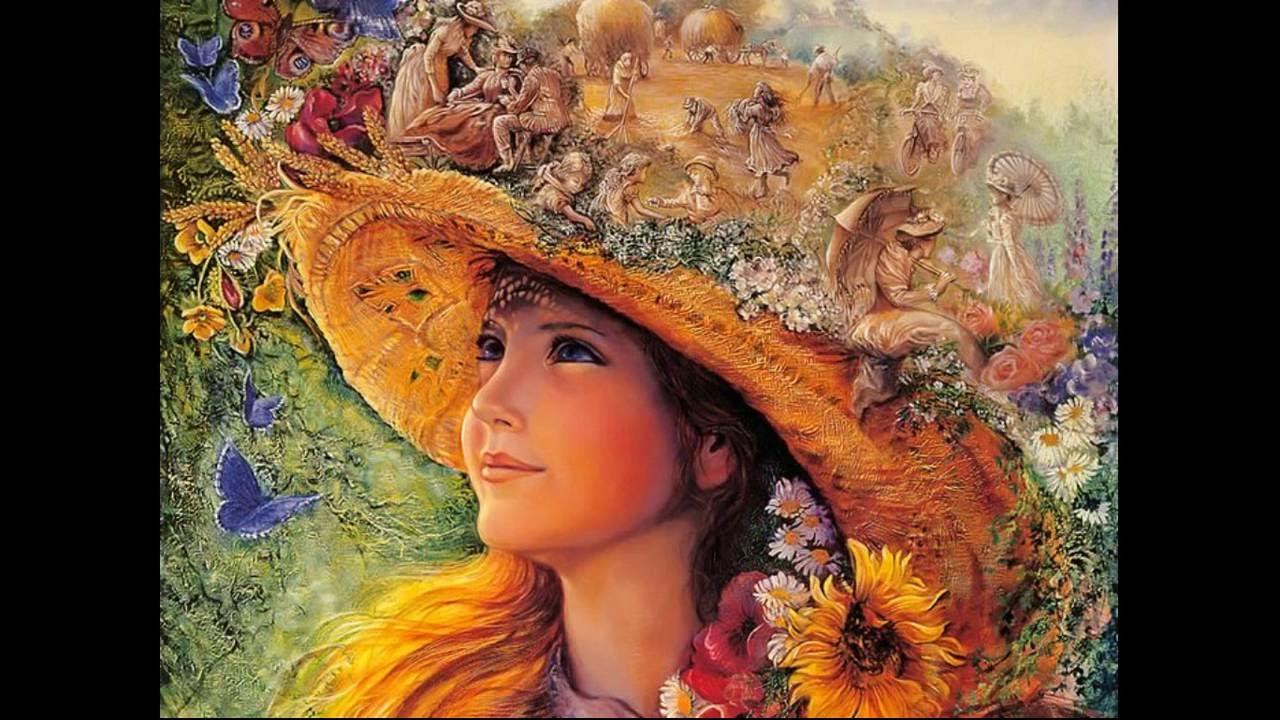 صورة اجمل لوحات العالم , امهر رسامين في العالم بلوحاتهم الروعه