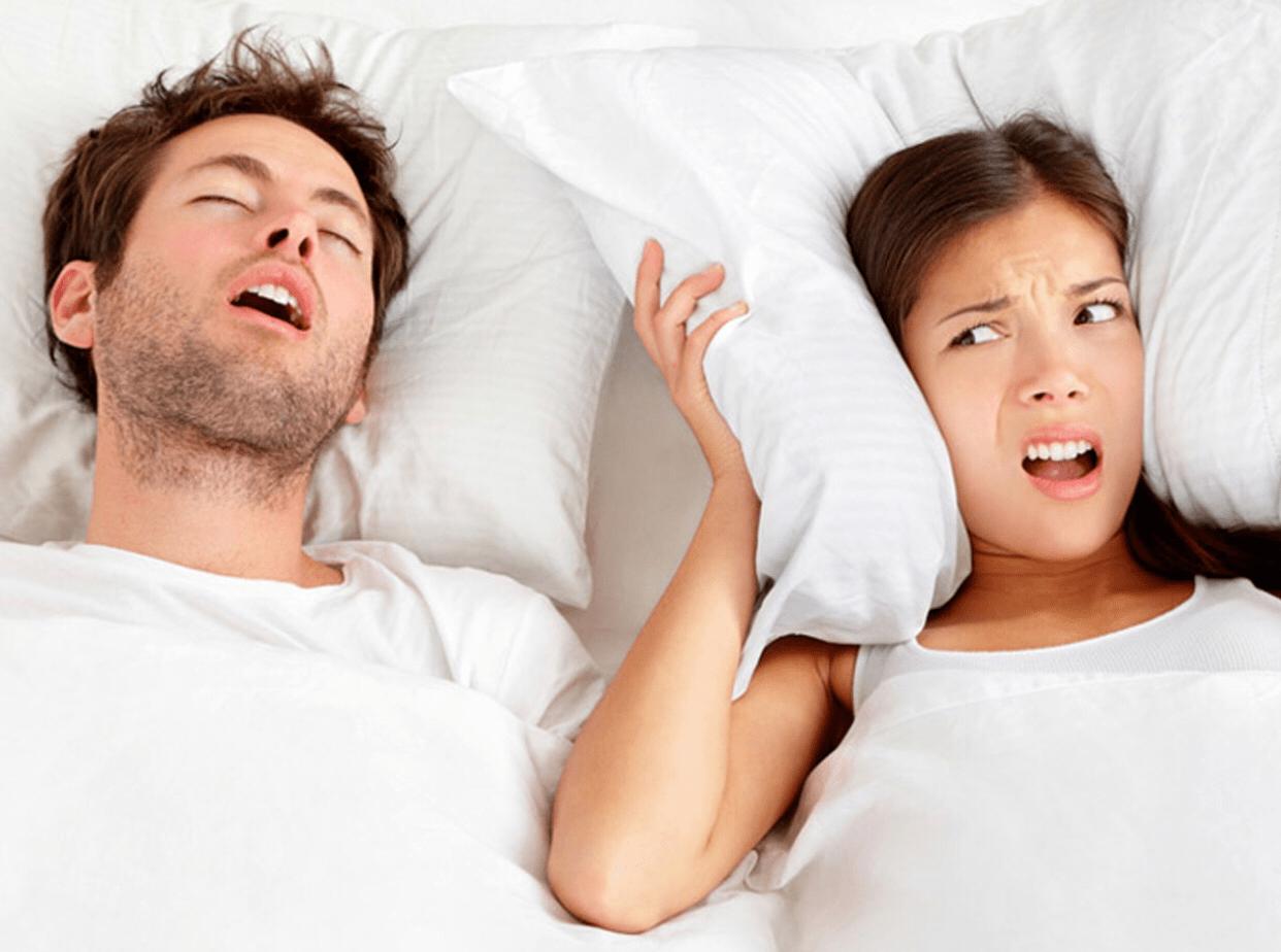 صورة علاج الشخير بزيت الزيتون , من ابشع الاصوات التي تزعجنا في النوم