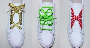 صور طريقة ربط الحذاء , حذائك غير مريح اليكي طريقة سهلة