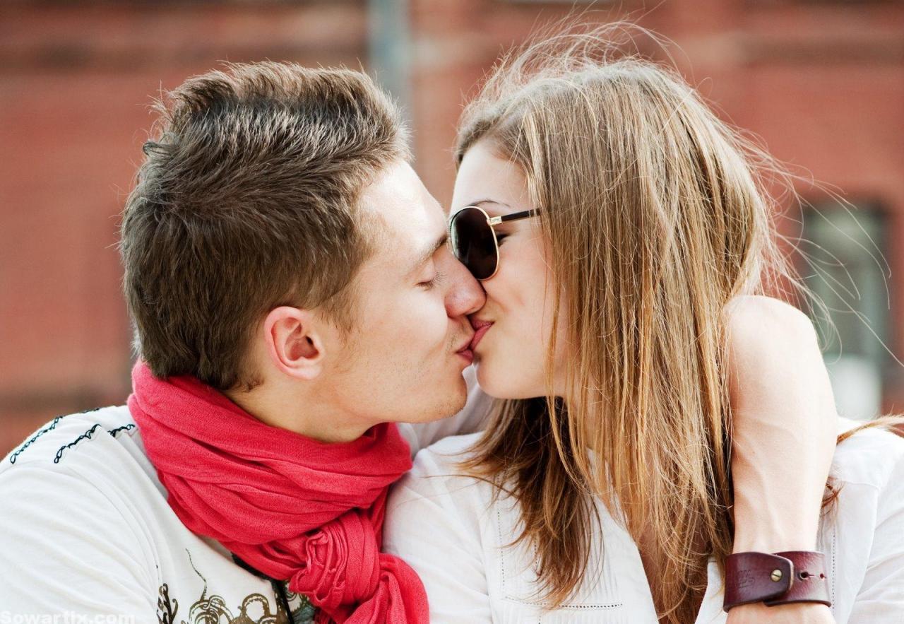 صورة صور رومانسية جدا جدا جدا للعشاق , كلمات رومانسيه رقيقه مكتوبه علي الصور