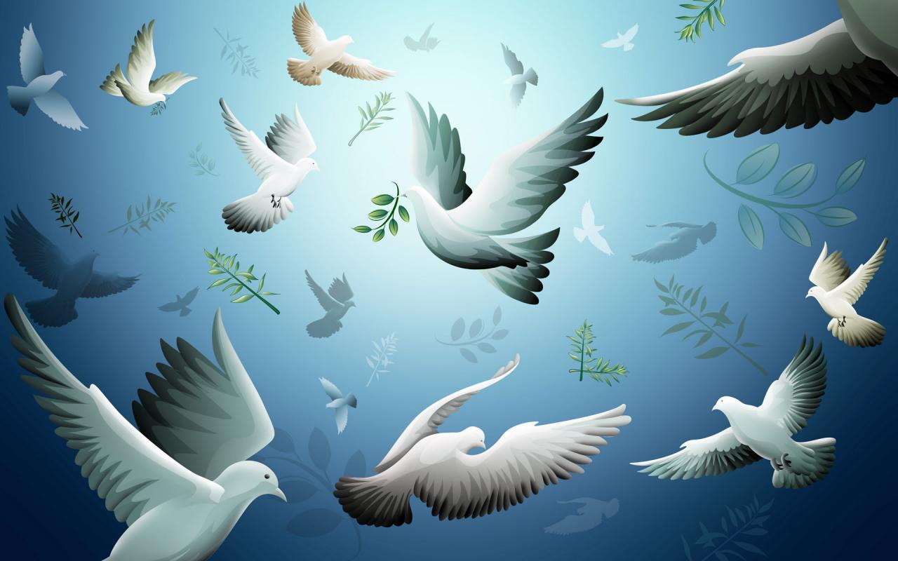 صور حكم عن السلم , السلام هو راحه النفس
