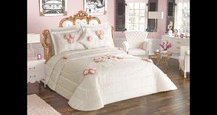 مفارش سرير تركية , اجمل المفارش التركيه