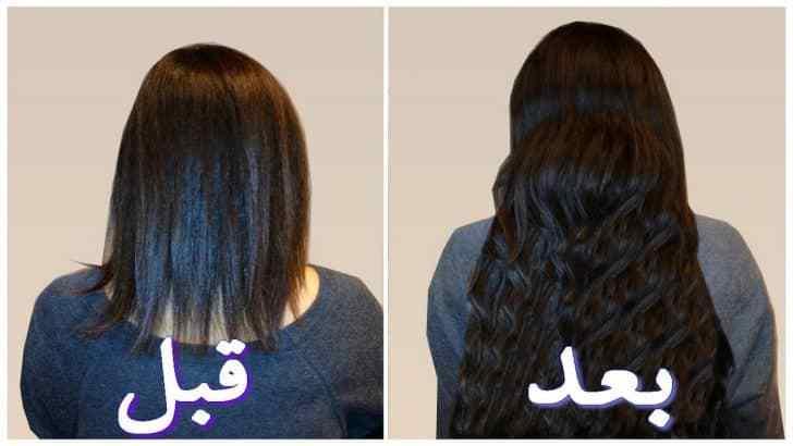 صورة افضل طريقة لتطويل الشعر في اسبوع , طولى شعرك فى اقل فتره تتخيليها