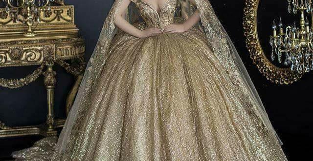 صورة اجمل الفساتين في العالم , فساتين مفيش زيها