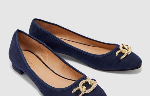 صورة اجمل احذية فلات , الاحذيه الفلات و شياكتها