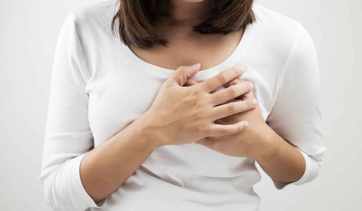 صور صدري يؤلمني قبل الدورة باسبوعين , اسباب الم الثدي قبل الدورة و علاجها