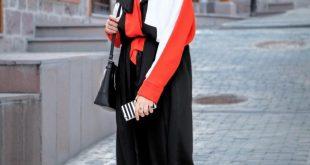 صورة صور محجبات روعة , ستايلات للحجاب انيقة و عملية