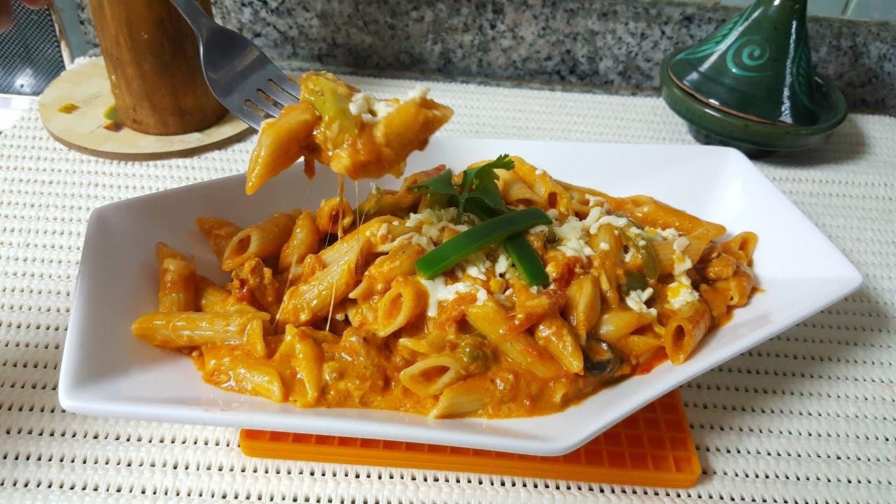 صورة طريقة عمل الباستا بالصور , كيفية طبخ وصفة الباستا اللذيذة