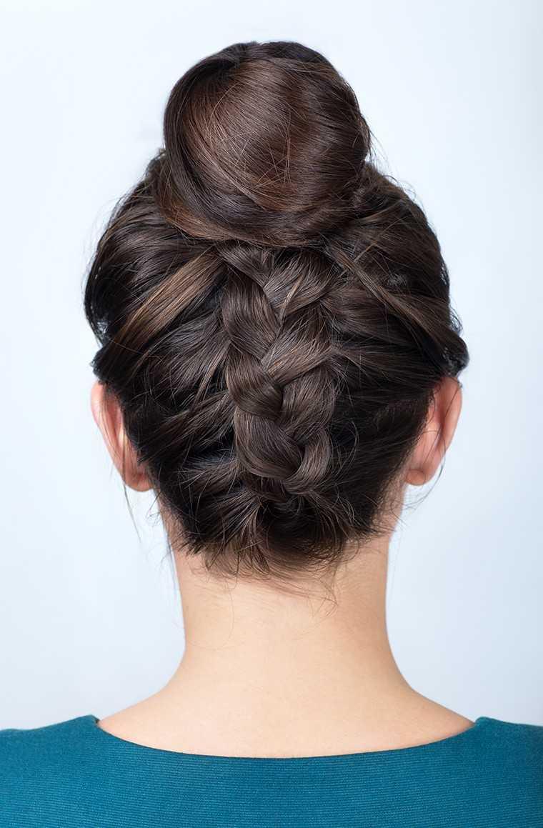 صورة كيفية ضفر الشعر , طريقة عمل ضفيرة انيقة 1911 2