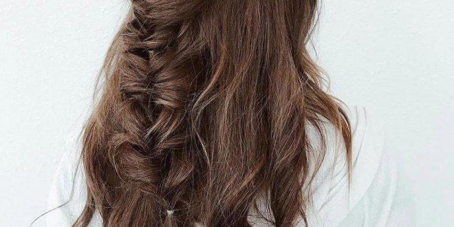 صورة كيفية ضفر الشعر , طريقة عمل ضفيرة انيقة