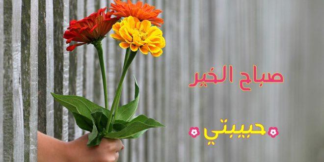 صورة شعر صباح الخير حبيبتي , اشعار الصباح للحبيبة