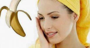 فوائد قشر الموز للوجه , اهميه قشر الموز للبشرة