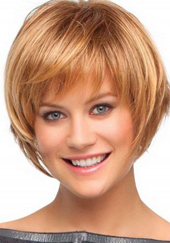 صورة اجمل قصات شعر قصيرة , الي كل فتاه يكون لديها قصه شعر مميزة 2417 1