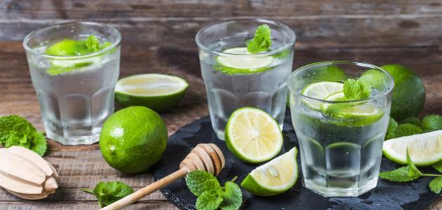 صورة تخسيس الكرش بالليمون , فوائد الليمون للتخسيس