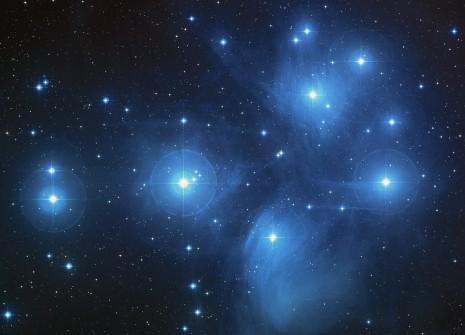 صورة النجوم في الحلم , تفسير رؤيه النجوم في المنام