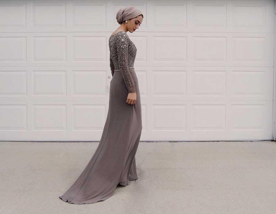 صورة احدث الفساتين السهره , فساتين سواريه روعه