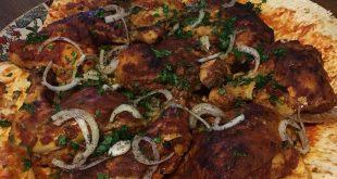 طريقة عمل الدجاج التركي , اتعلمي طبخ اطعم دجاج علي الطريقه التركيه
