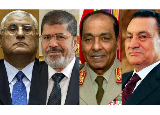 صورة صور حكام مصر , من نجيب للسيسي رؤساء مصر بالصور