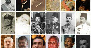 صور صور حكام مصر , من نجيب للسيسي رؤساء مصر بالصور