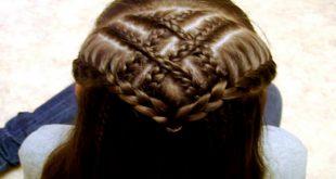 مشطة شعر للبنات , تسريحات شعر للبنات ولا اروع