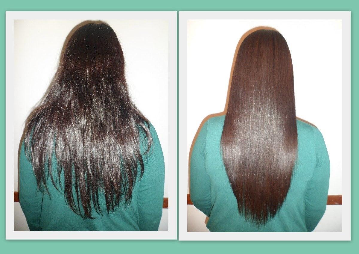 صورة وصفة لتنعيم الشعر في ساعتين , خلطات طبيعية لتنعيم الشعر