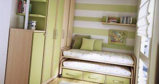 صورة ديكور غرف صغيرة , تصميمات غرف مساحتها صغيرة
