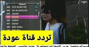 صور تردد قناة العودة , ماهو التردد الجديد لقناه عودة الفلسطنيه
