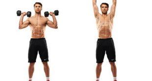 صورة جميع تمارين كمال الاجسام لجميع العضلات بالصور المتحركه , تمارين كمال الاجسام بطريقة مبسطه