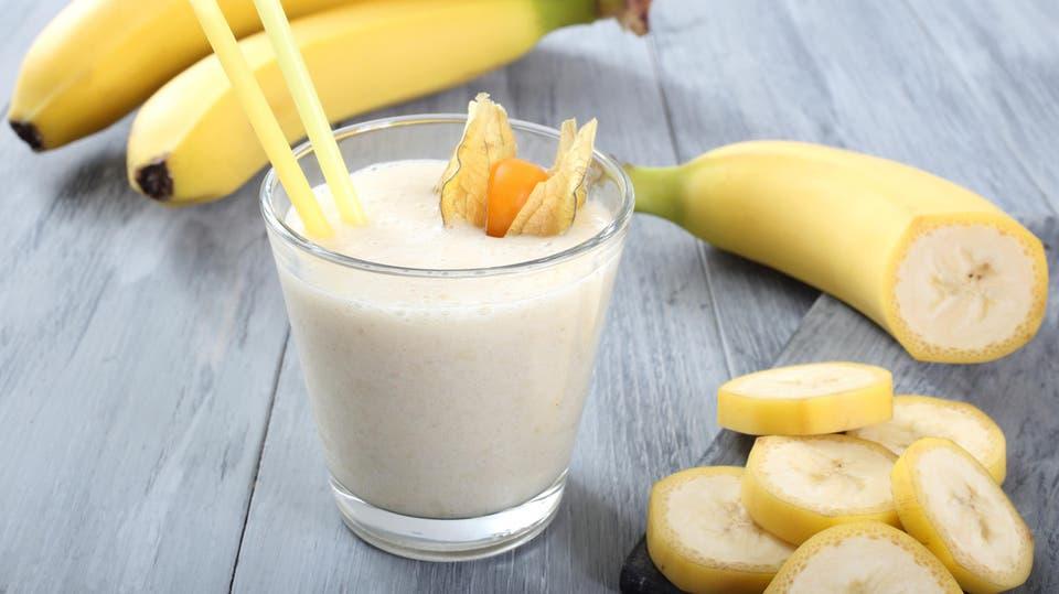 صورة فوائد عصير الموز , ١٠ فوائد لشرب عصير الموز