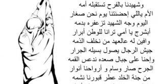 صور ابيات شعر عن فلسطين , بالصور اجمل قصائد عن فلسيطن