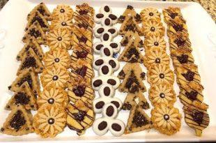 صور حلويات العيد صابلي , اسهل طريقة لتحضير صابلي العيد
