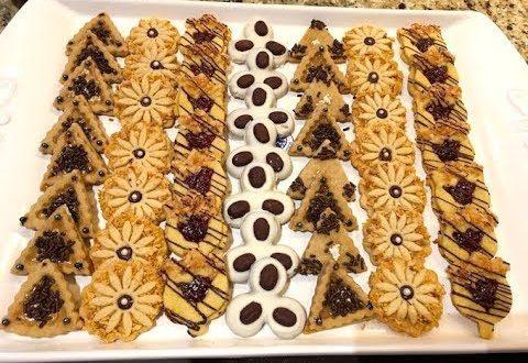 صورة حلويات العيد صابلي , اسهل طريقة لتحضير صابلي العيد