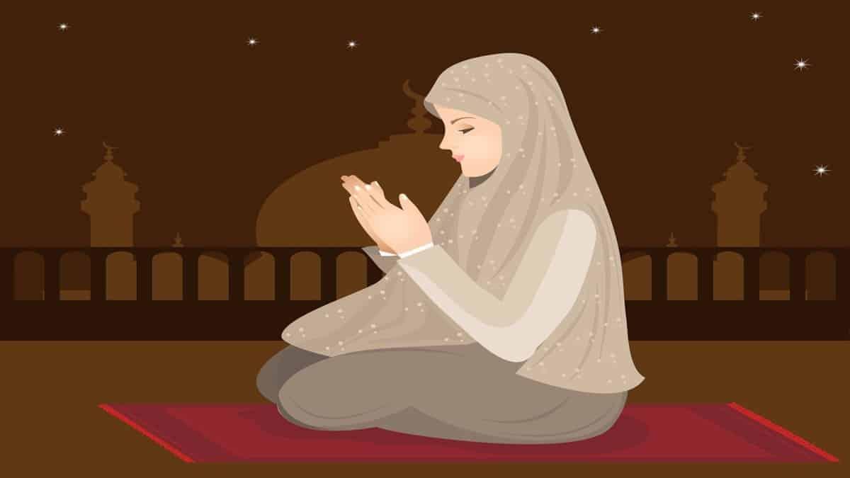 صورة رؤيا الصلاة في المنام للعزباء , دلالات الصلاة في المنام بين الخير والشر