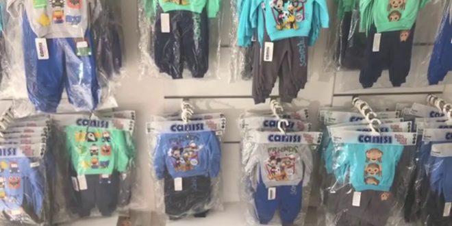 صورة عناوين تجار الجملة لملابس الاطفال , وفري ودبري وشيكي طفلك مع مكاتب ملابس الجملة
