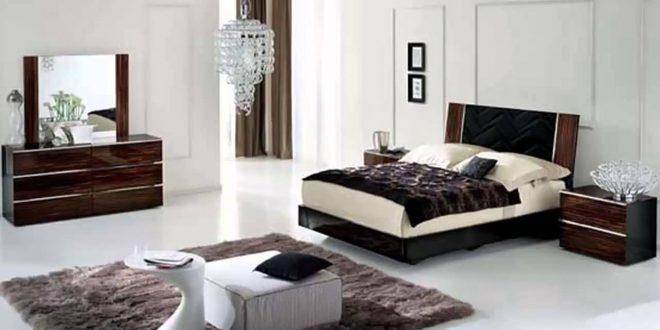 صورة ديكورات بسيطة لغرف النوم , البساطة عنوان السمو ارقى ديكورات غرف النوم