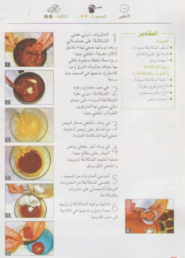 صورة وصفات حلويات فيس بوك , اسهل واشهى وصفات حلويات الفيسبوك بالصور