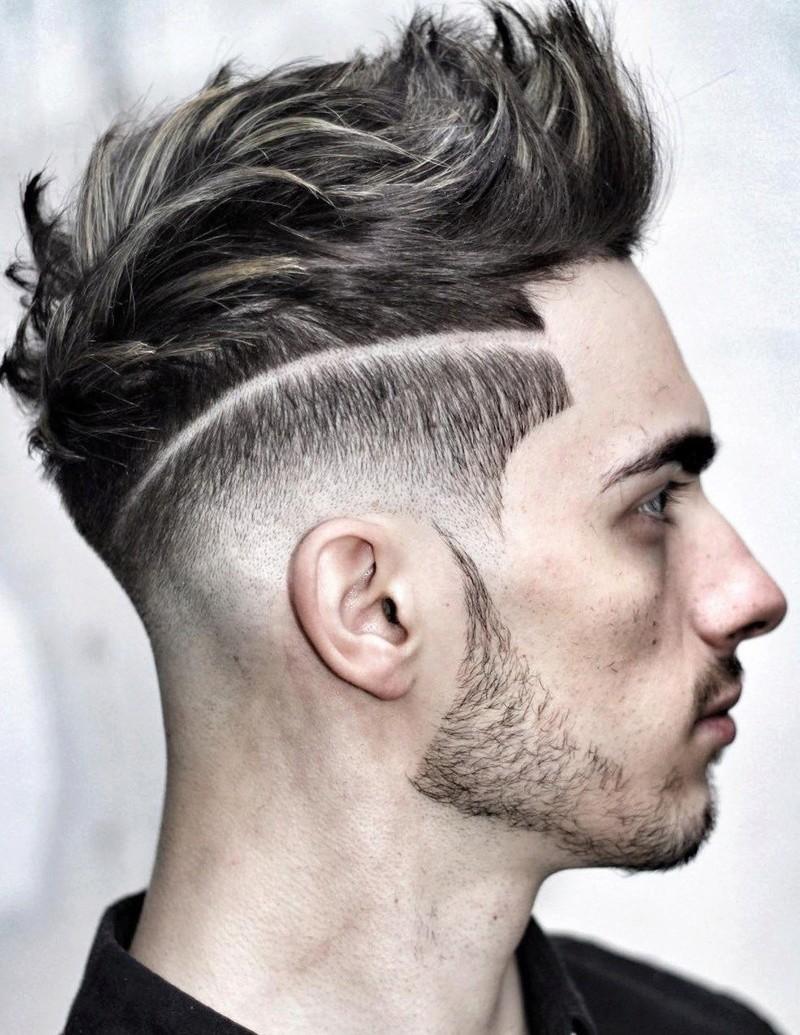 صورة صور قصات شعر للشباب , تمتمع باطلالة جذاب مع احدث قصات الشعر
