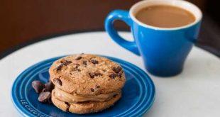 صورة طبخ حلويات بالصور , اجمل حلويات لاطفالك (كوكيز بالشوكولاتة)